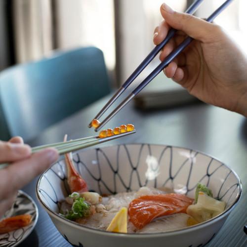 TWINZ | 輕量純鈦筷-兩入組(六色可選)
