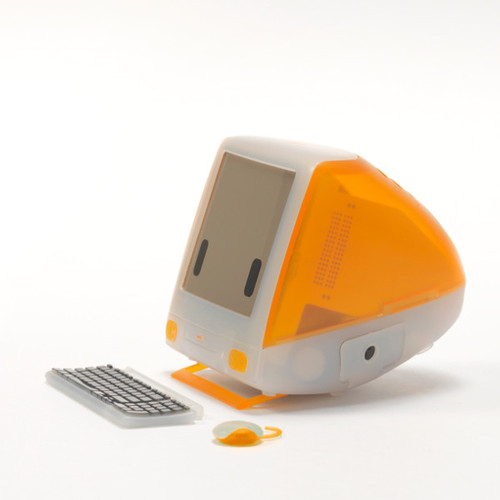 Playsometoys | 經典電腦人公仔iBot G3