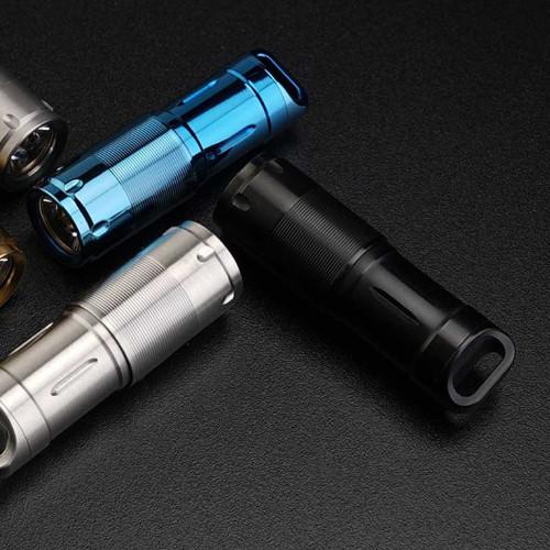 MecArmy   X2S世界最小防水手電筒(霧黑)