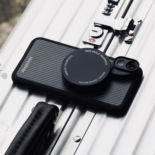 ZTYLUS | REVOLVER M6 iPhone 磁吸鏡頭手機殼組-官方授權