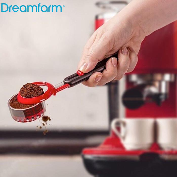 Dreamfarm | Levoop 精準聰明刻度量匙 (二色可選)