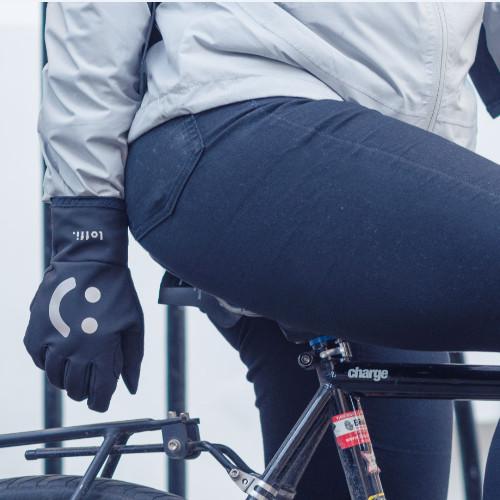 英國 Loffi | 專業自行車微笑手套