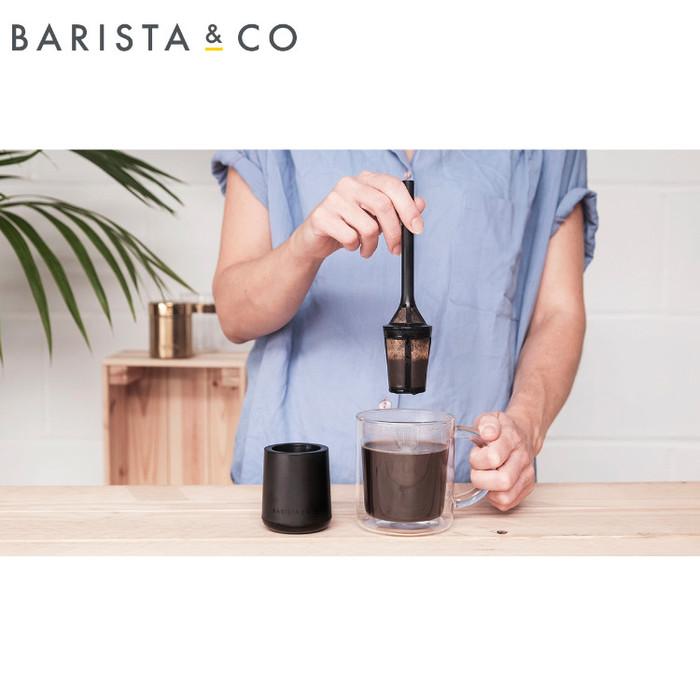 【集購】英國 Barista & Co   個人專屬咖啡濾泡器 ( 四色可選)