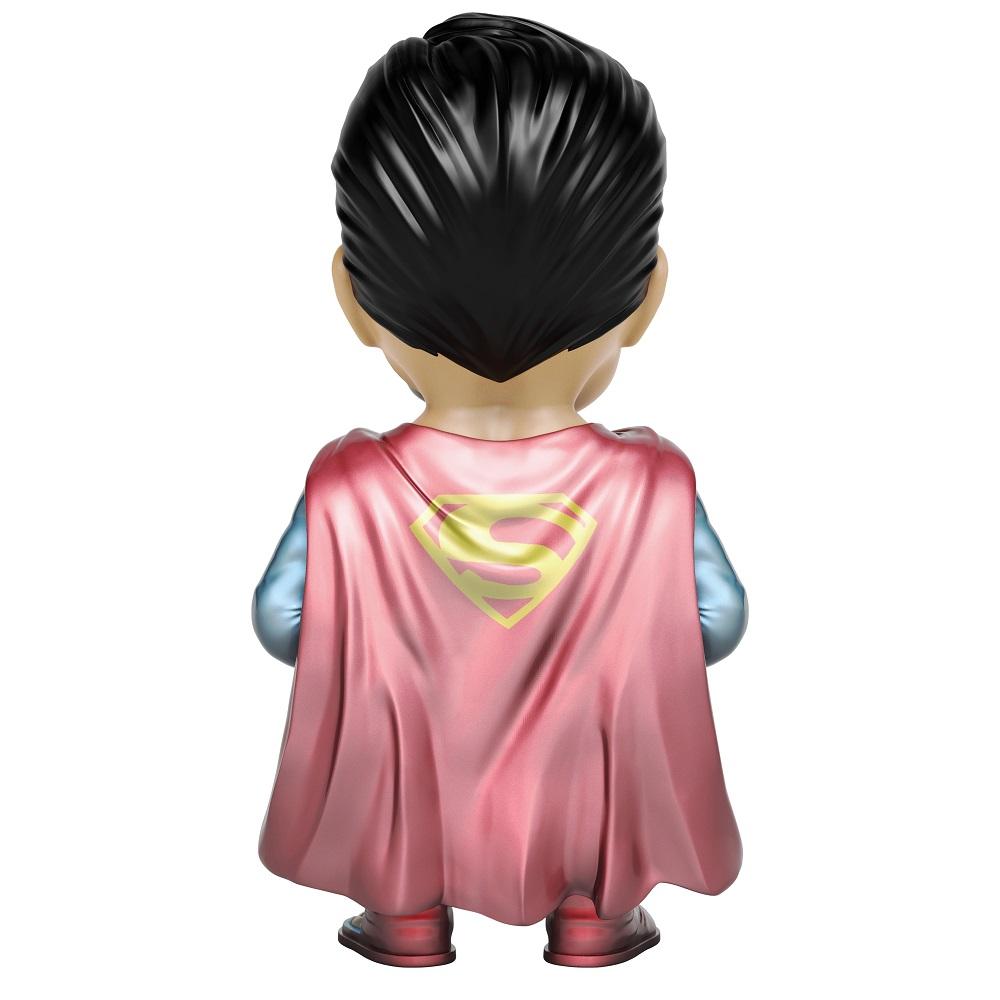 【集購】XXRAY PLUS | 原廠授權 DC超人 半剖公仔 (25.5cm 金屬限定版)