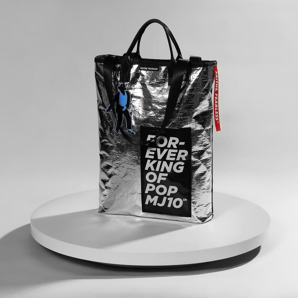 UltraWorks | FF Tote Bag X 麥可傑克森 限量聯名款