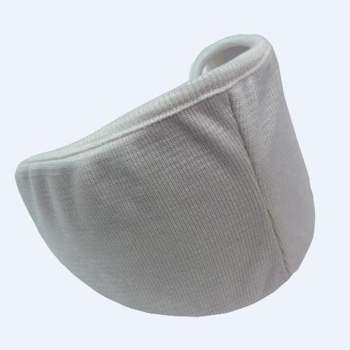 日本 La Sois   睡眠專用絲綢口罩 灰色