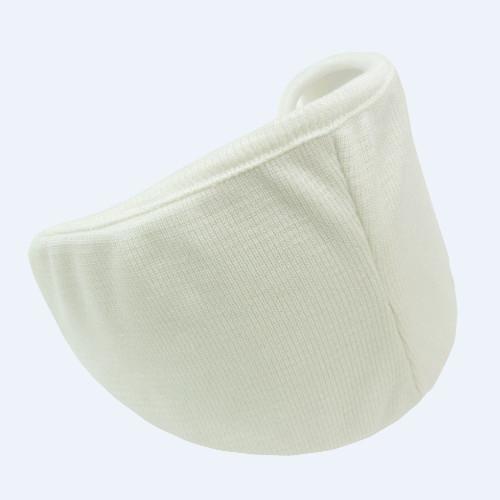 日本 La Sois | 睡眠專用絲綢口罩 黑色