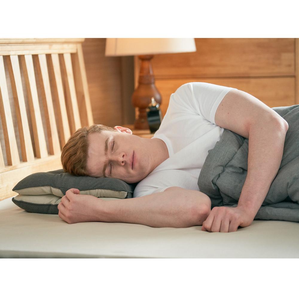 【集購】韓國Dullo Pillow|人體工學雙面枕頭 好眠舒壓