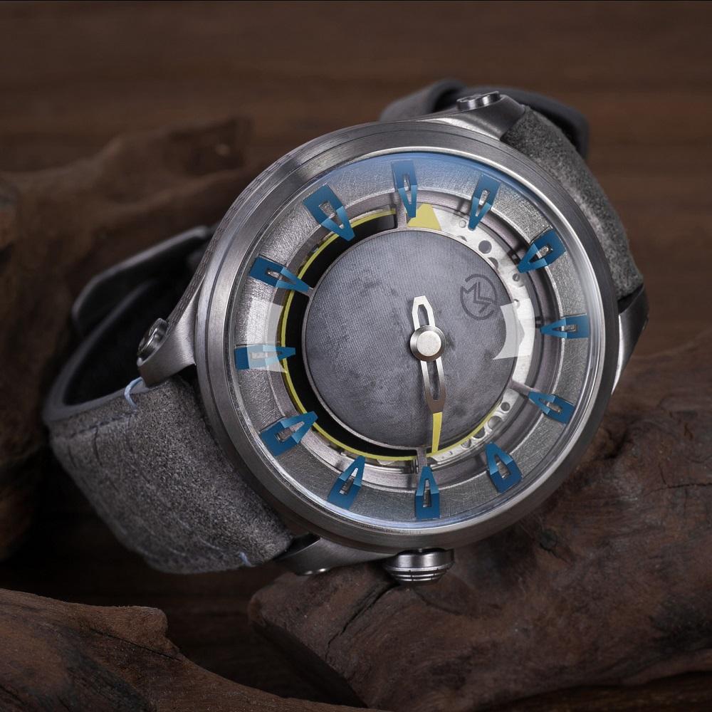 【集購】OVD|火星任務星球機械錶