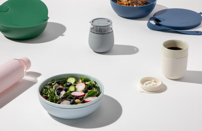【集購】美國W&P|Porter Bowl 陶瓷餐盒 (五色可選)