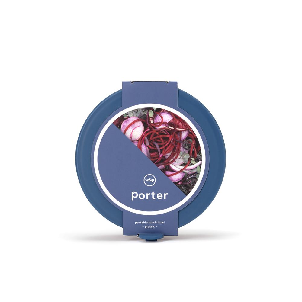 美國W&P|Porter Bowl 塑膠餐盒 (三色可選)