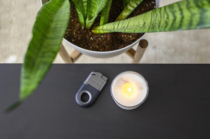 【集購】DISSIM| Inverted Lighter 世界首款翻轉打火機(可填充)