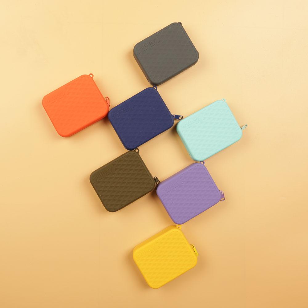 Outlery 食品級矽膠保護套(多色任選)