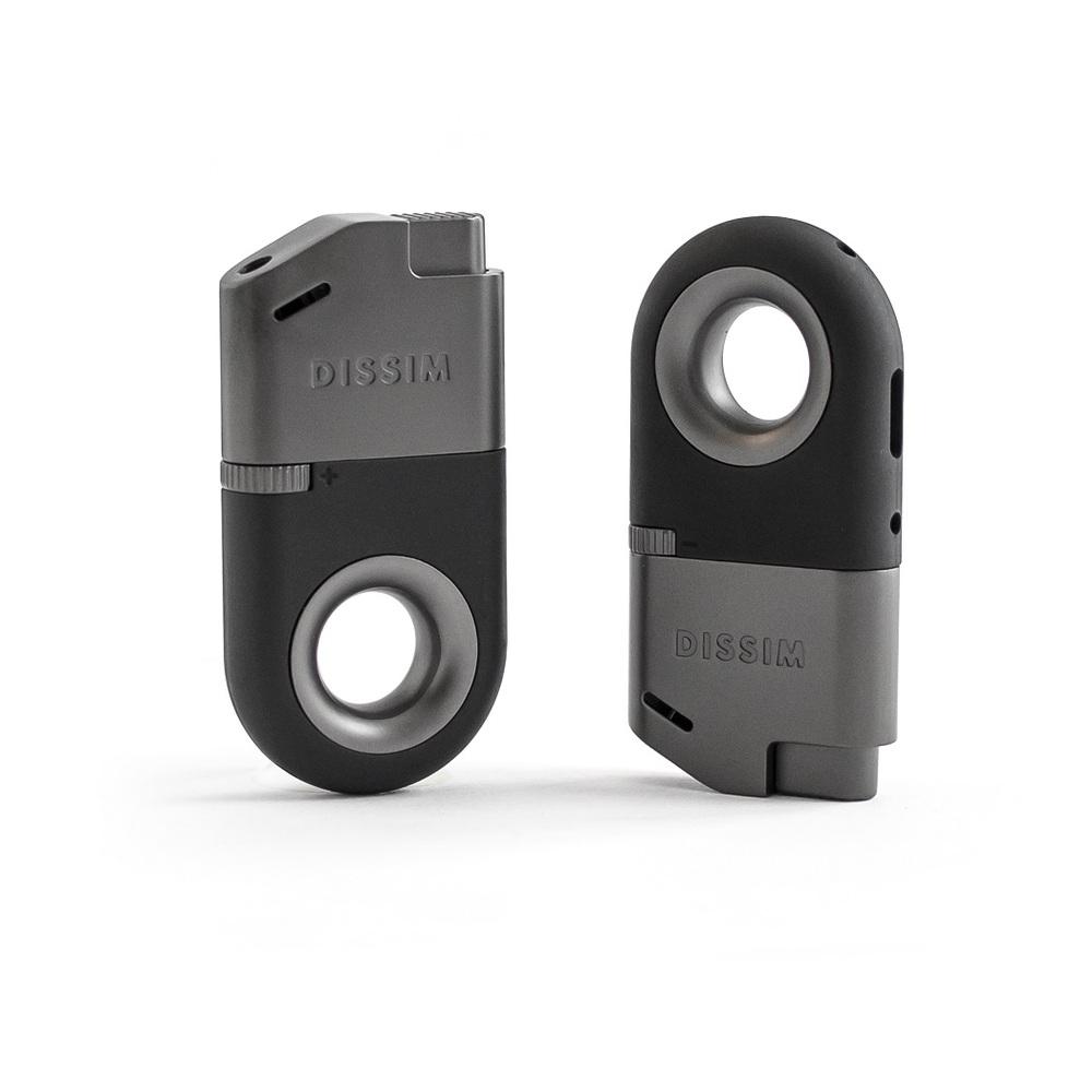 DISSIM|Inverted Lighter 世界首款翻轉打火機 2入組(可填充)