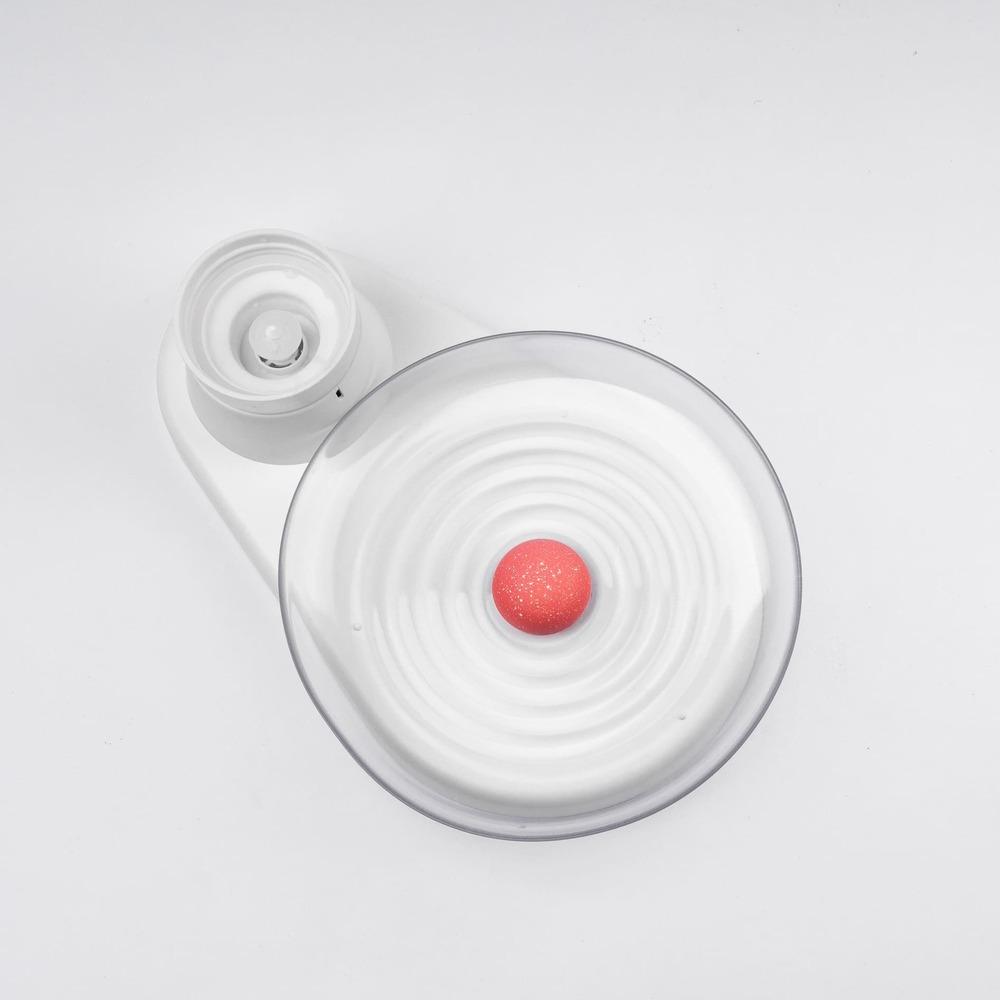 KittySpring 貓主子飲水器- GLASS純淨透亮款