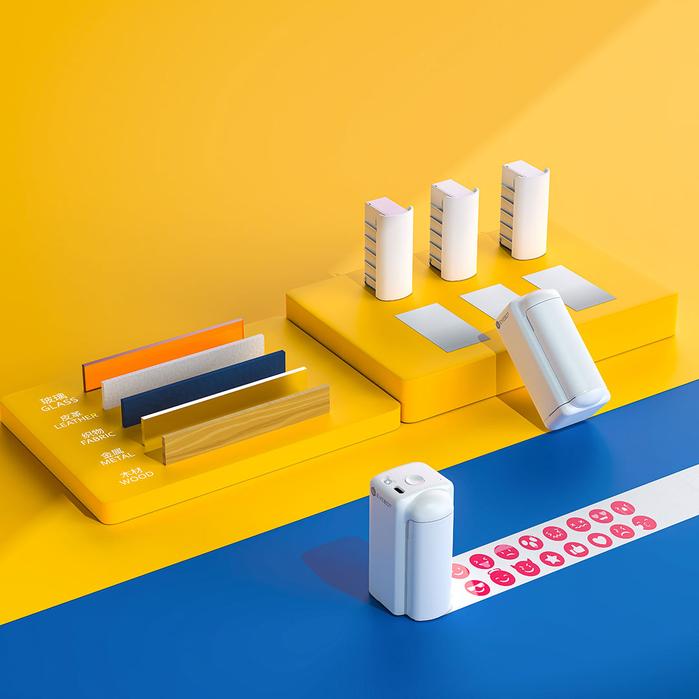 【集購】Evebot PrintPods 新世代手持印表機