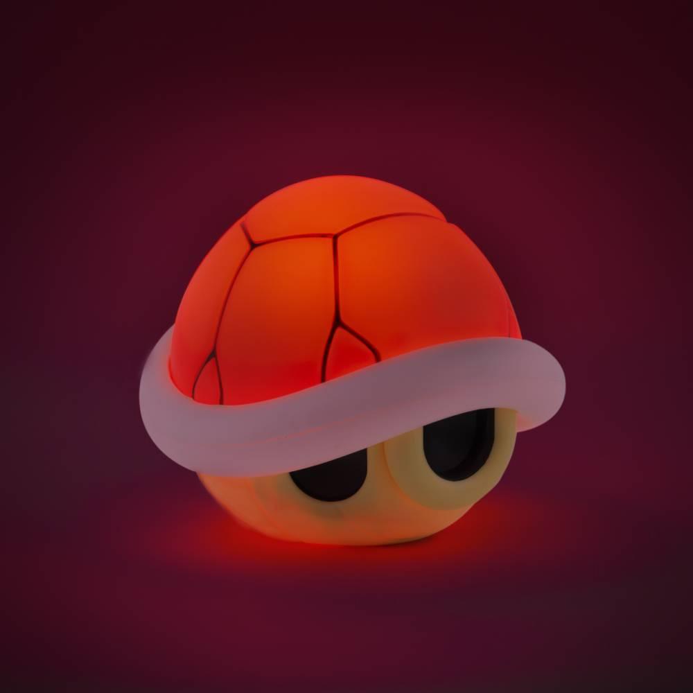 Paladone Super Mario Red Shell Light with Sound 瑪利歐紅龜殼發聲小夜燈