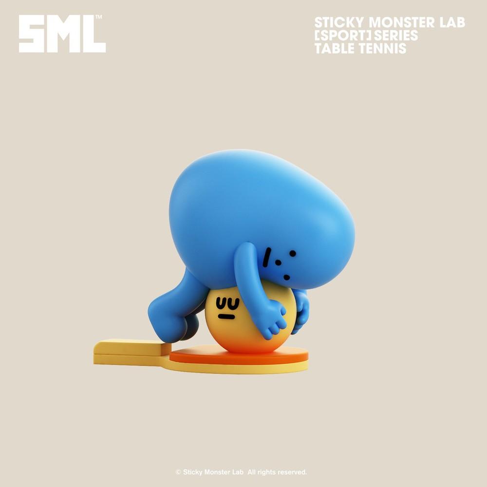 Sticky Monster Lab|SPORT SERIES 運動系列公仔- 一中盒(10入)