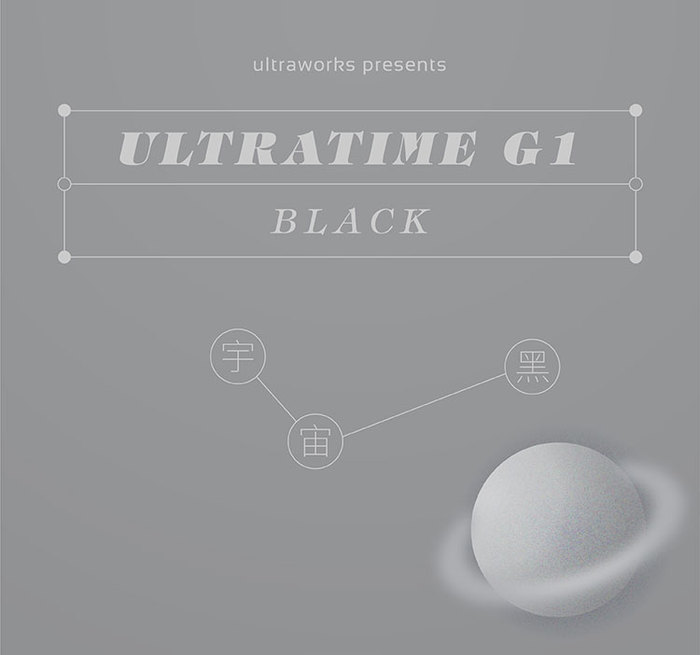 (複製)Ultraworks  ULTRATIME G1 Series_玫瑰金