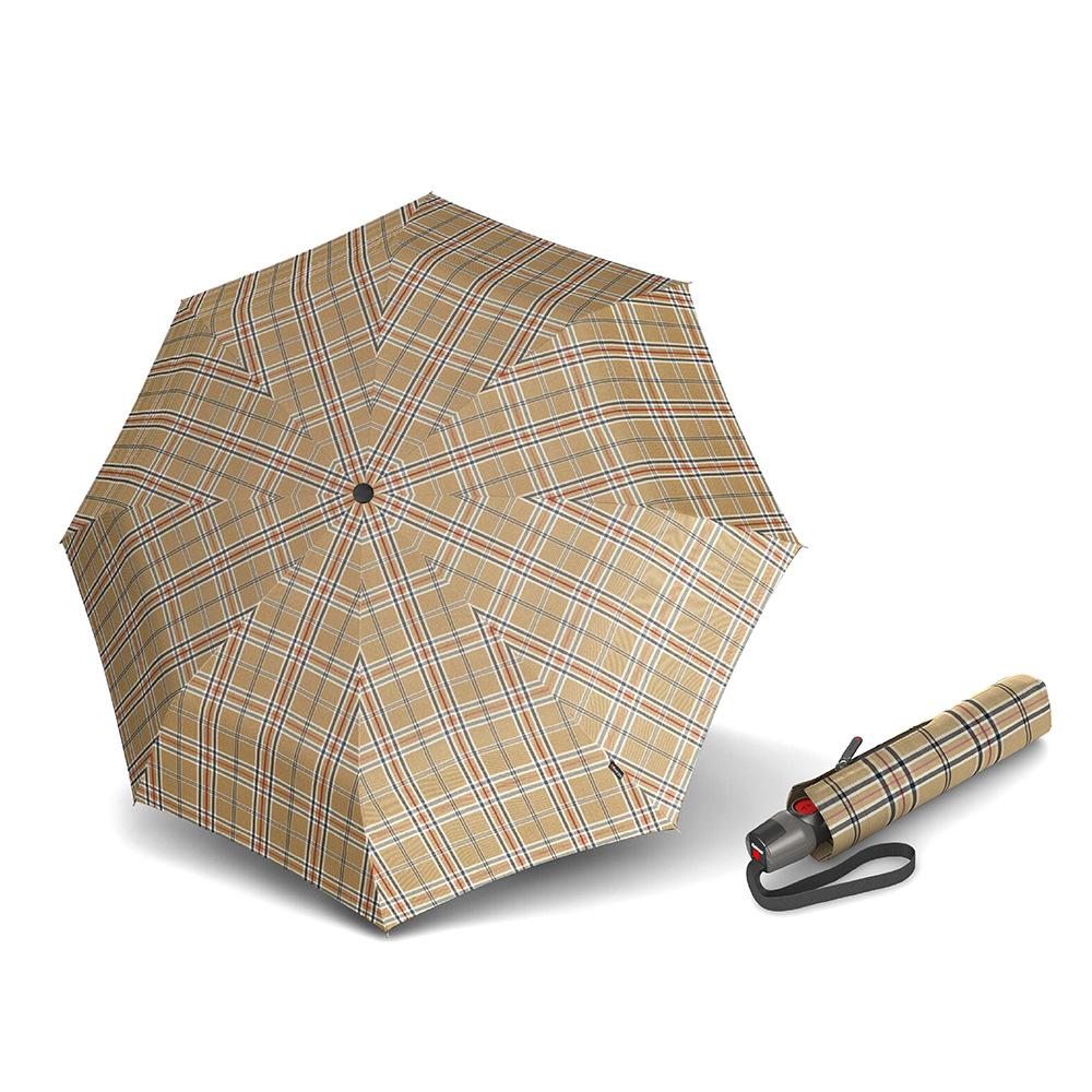Knirps德國紅點傘|T200 經典自動開收傘-Beige