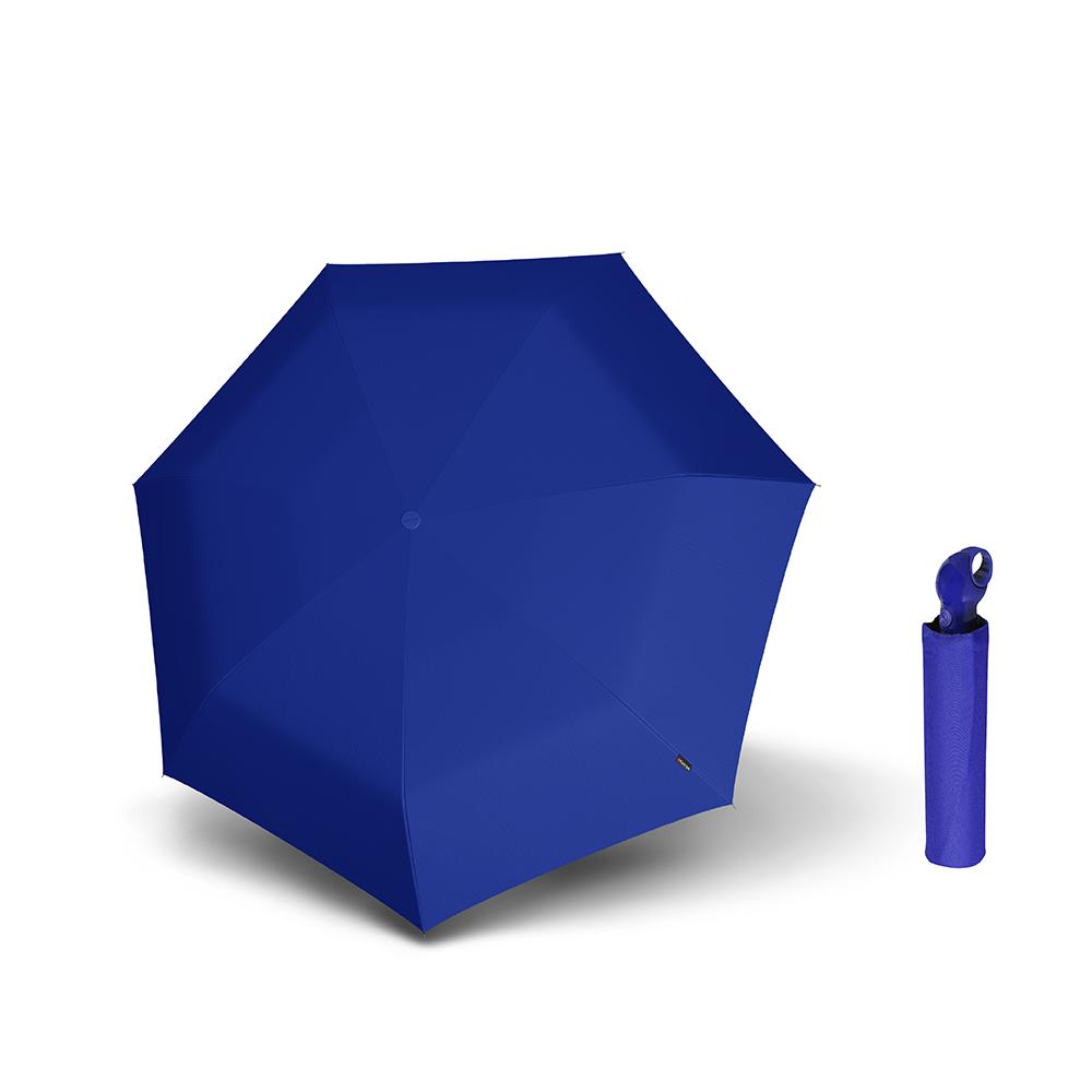 Knirps德國紅點傘|Floyd 超輕三折自動傘 -Blue