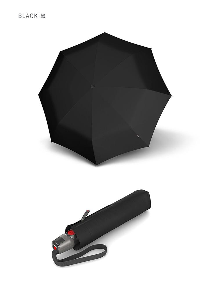 (複製)Knirps德國紅點傘|T200 經典自動開收傘-Red