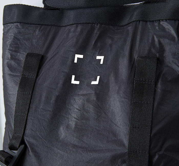 WEAVISM織本主義|守護靈 - 超輕量三用背包 (黑)