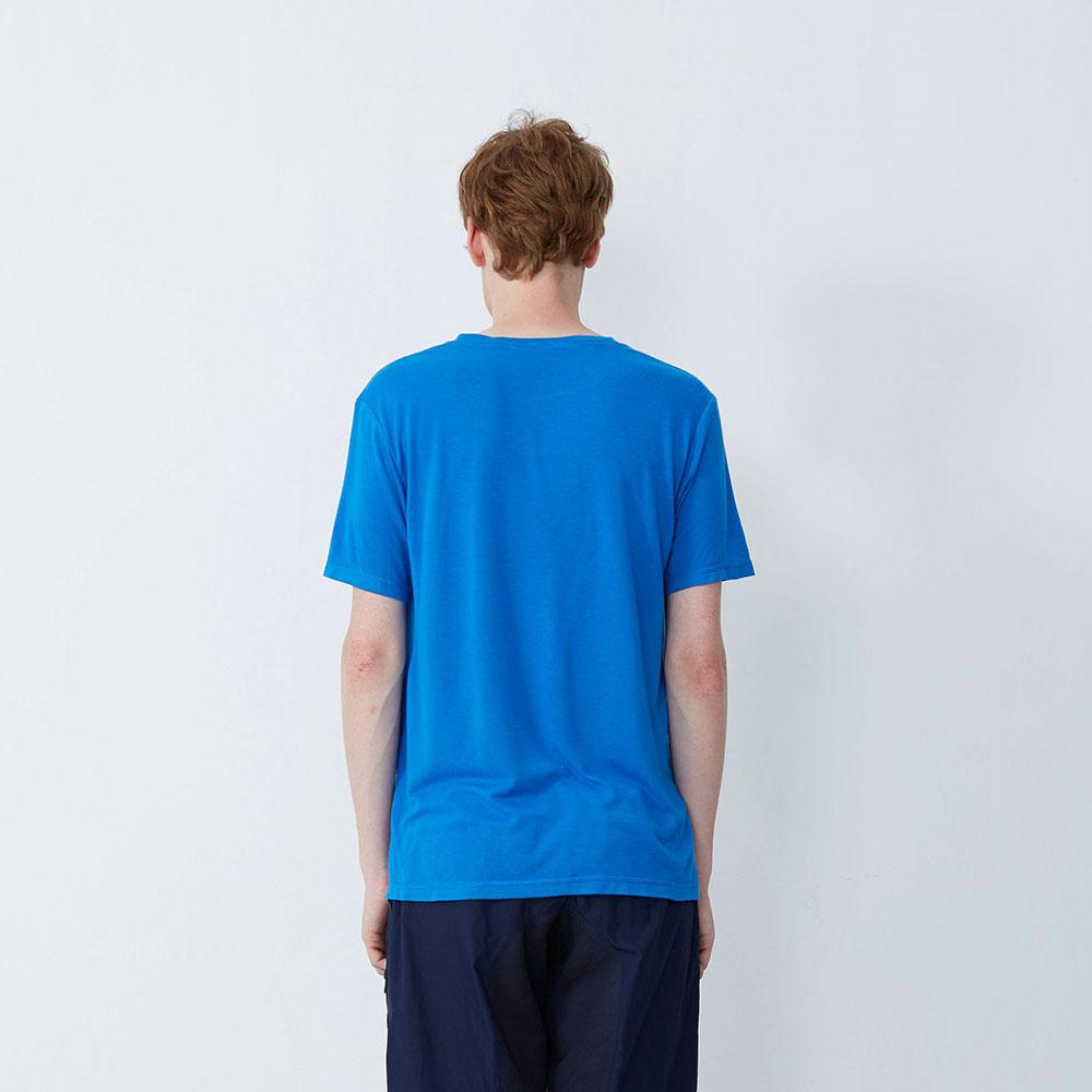 WEAVISM織本主義 走路工 - 膠原蛋白消臭Tee (藍)