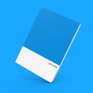 Interrobang Design get to the point - Idea Sketchbook (C-青)