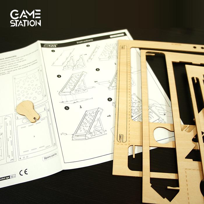 Team Green|3D木拼圖 Game-Station-攀登迷宮