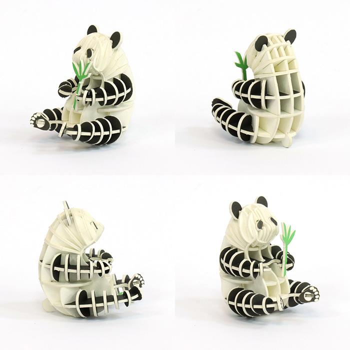 (複製)Team Green|3D紙拼圖 招財貓