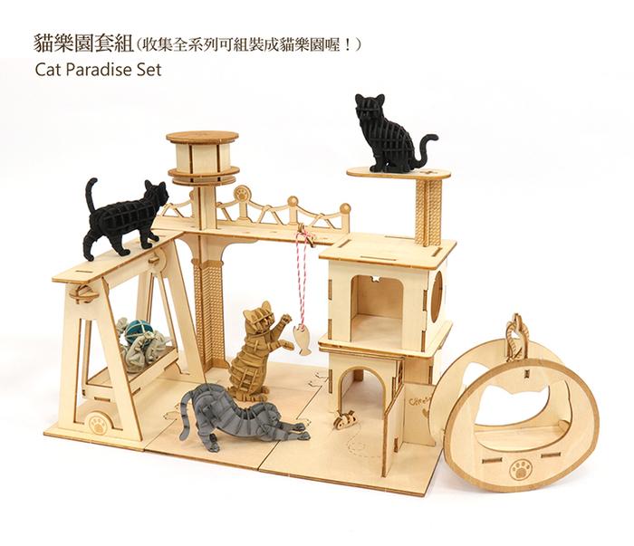 (複製)JIGZLE|3D紙拼圖 柴犬