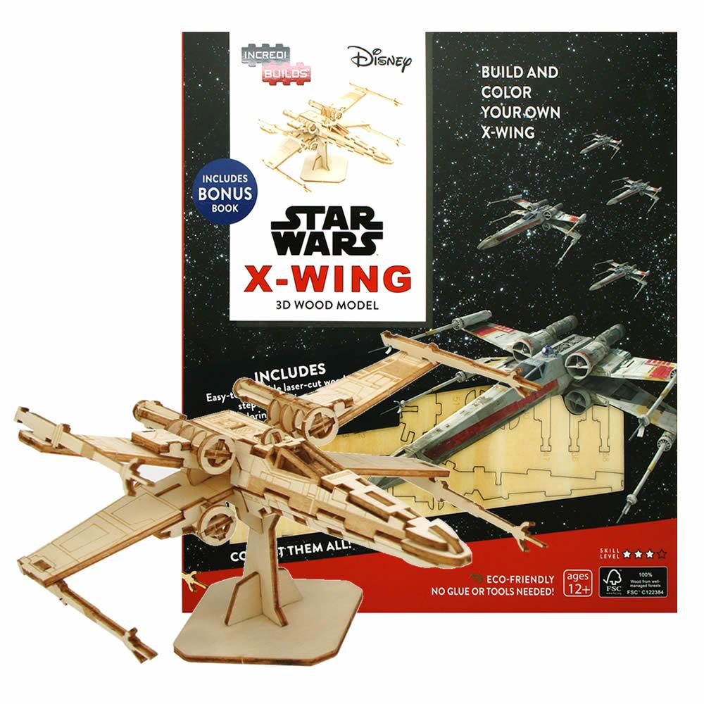 JIGZLE|3D木拼圖 星際大戰系列