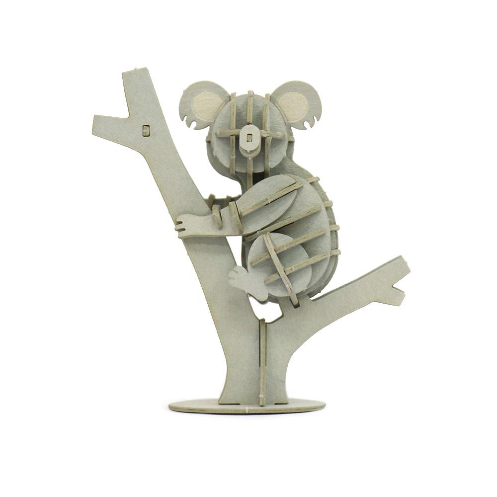 JIGZLE|3D紙拼圖 無尾熊