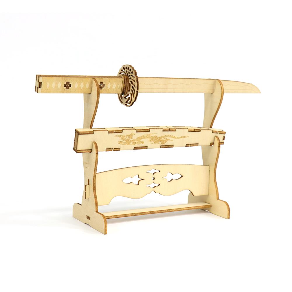 JIGZLE|3D木拼圖 劍組