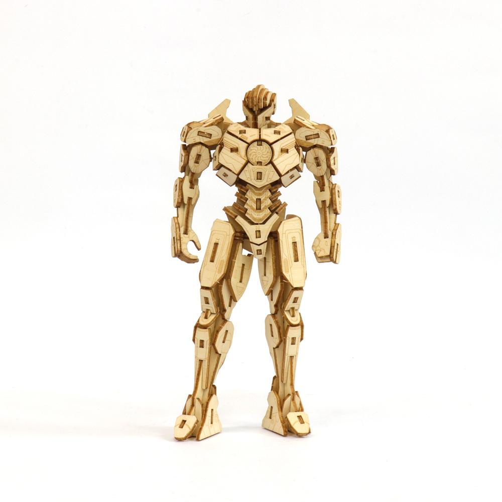 JIGZLE|3D木拼圖 吉普賽復仇者