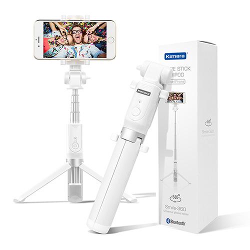 Kamera | Smile-360 三腳架藍芽版自拍棒