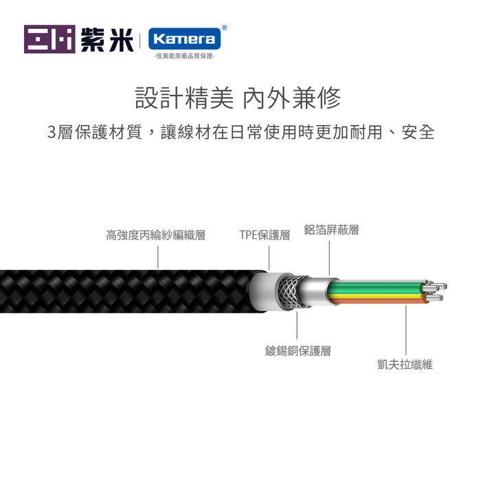 ZMI 紫米|AL881 Lightning 編織數據線  (200cm)