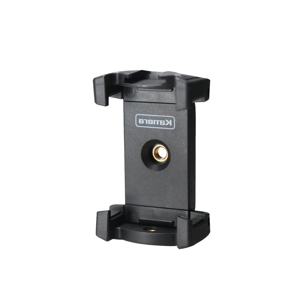 Kamera|KA-2580輕便型三腳架+萬用手機摺疊夾(組合)