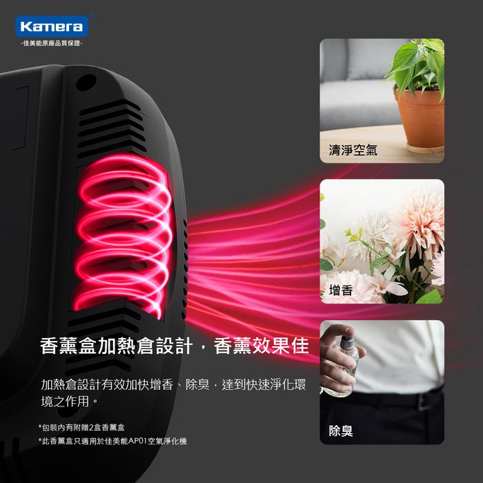 Kamera|AP-01 活氧負離子消毒抗菌空氣淨化機
