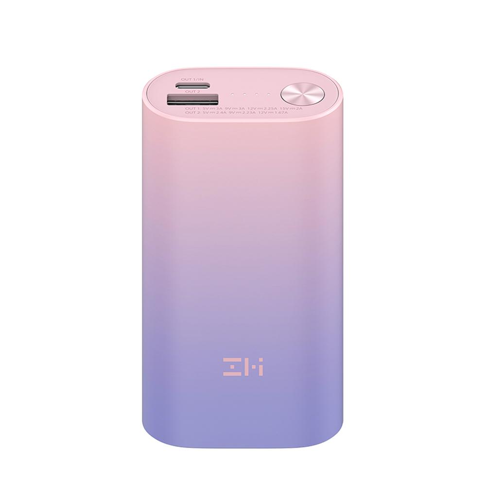 ZMI 紫米|QB818 雙向快充 30W 行動電源Mini 10000mAh