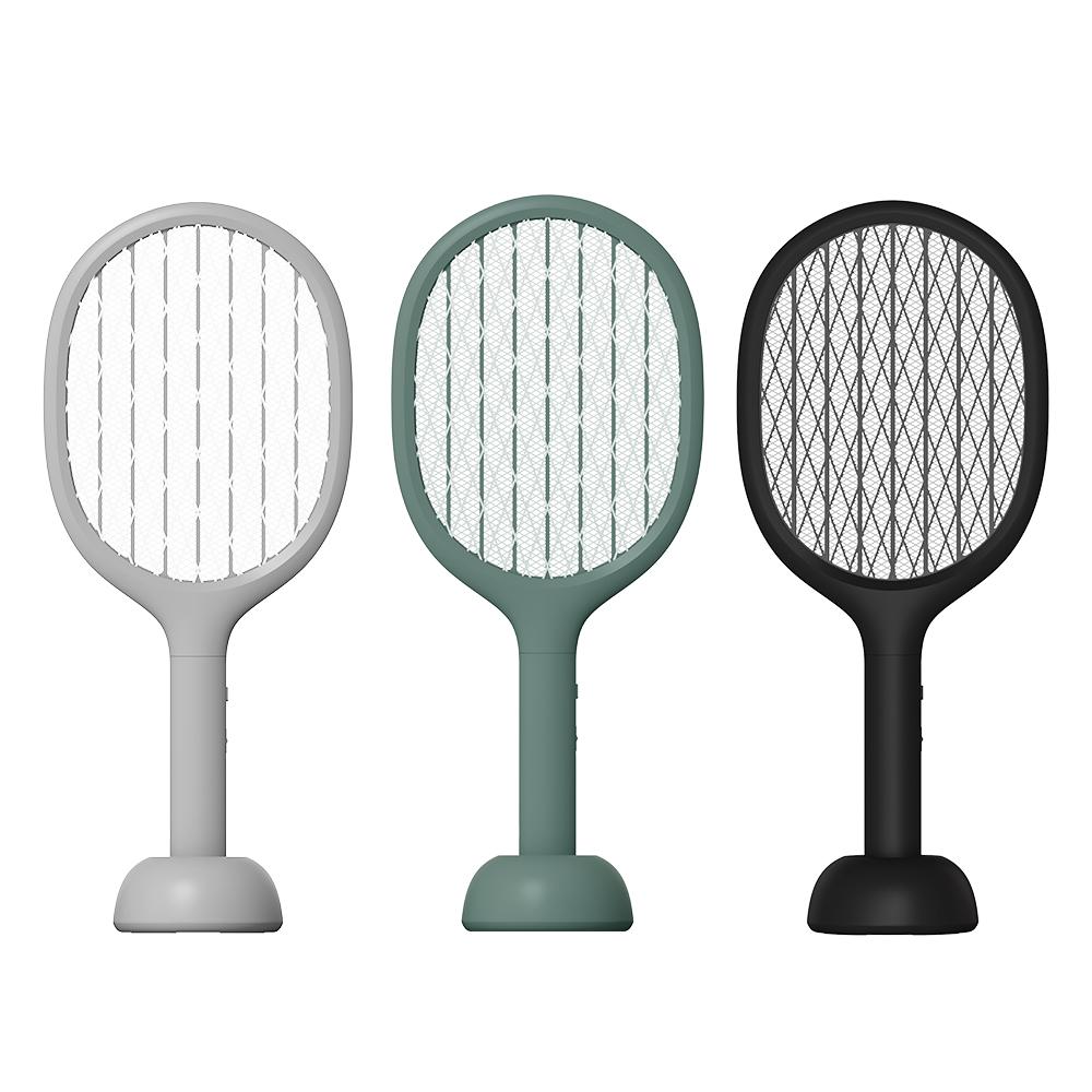 小米有品|SOLOVE  P1 素樂立式電蚊拍+滅蚊燈