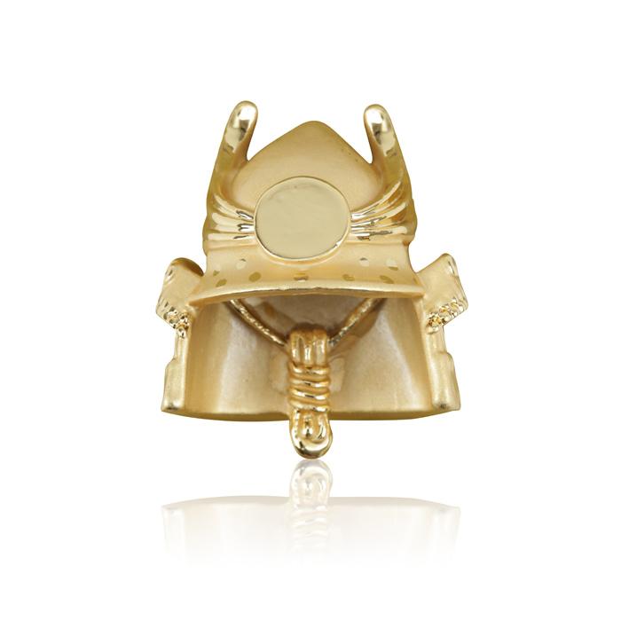 (複製)拾藝術|奇美 磁鐵 東洋頭盔(金)