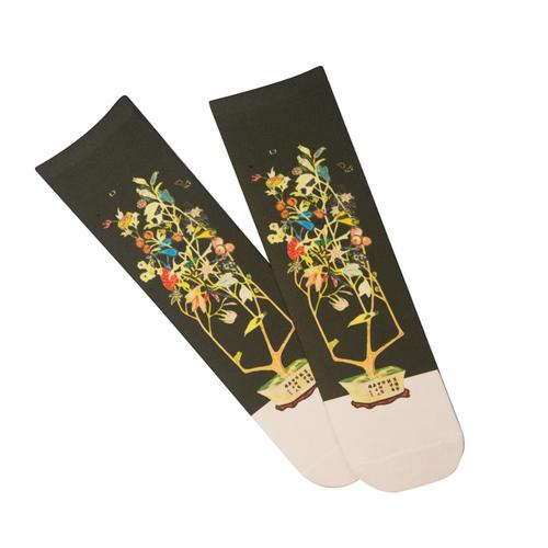拾藝術|史博文創 常玉 萬物靜觀皆自得 直筒襪
