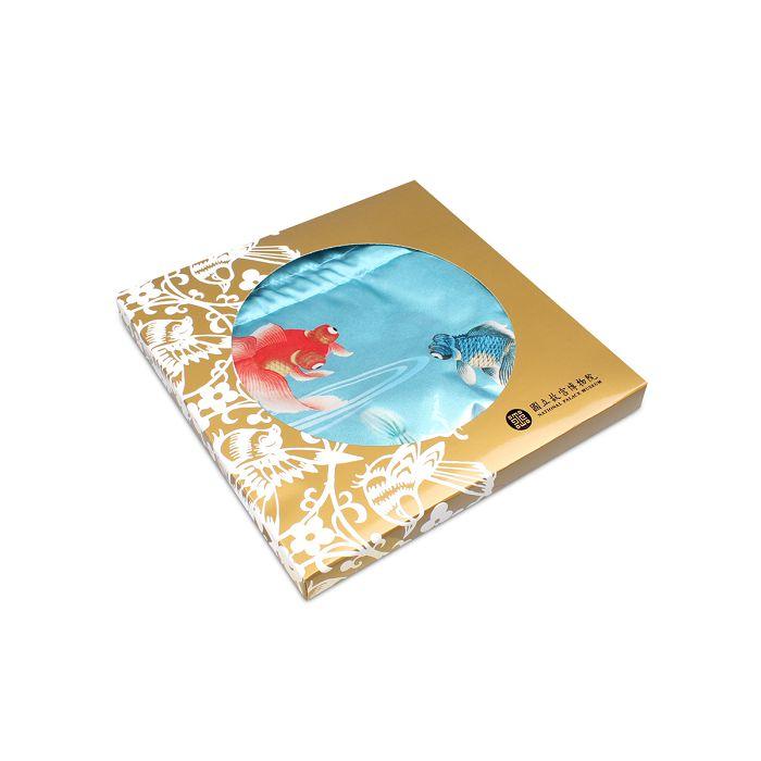 故宮精品|金魚如意袋