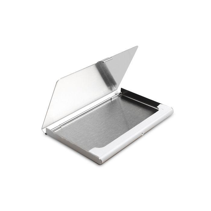 故宮精品|不鏽鋼名片盒 -紗麗邊飾