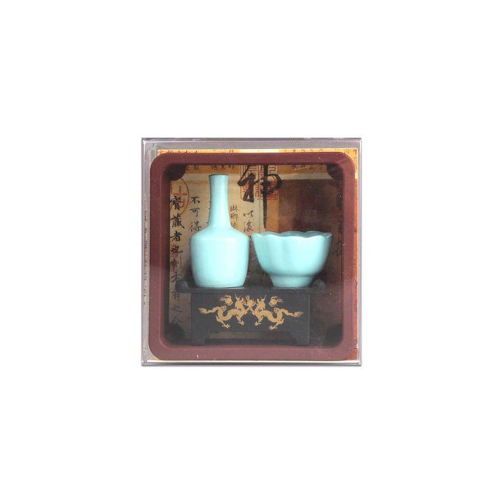 (複製)故宮精品|雙寶迷你文物博古磁鐵