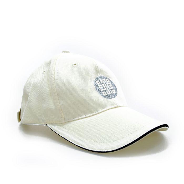 故宮精品|故宮院徽球帽 (米白)