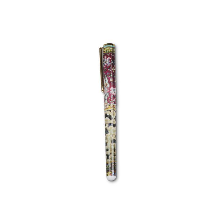 (複製)故宮精品|彩瓷鋼筆-福祿