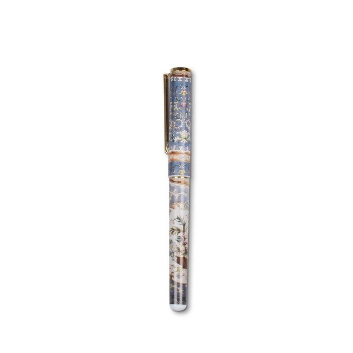 (複製)故宮精品|彩瓷鋼筆-玉環